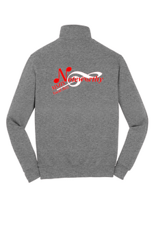 Noteworthy 1/4 Zip Sweatshirt