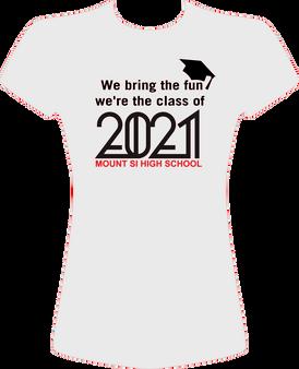 Class of 2021 Graduate