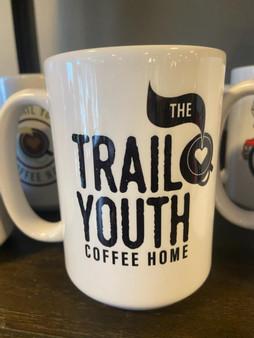 Trail Youth 15 oz Mug