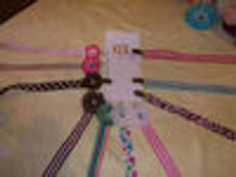 Personalized Binkie Clip
