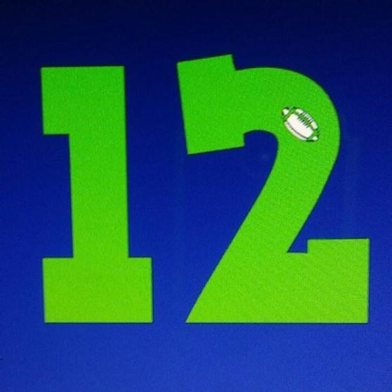 12 Football shirt