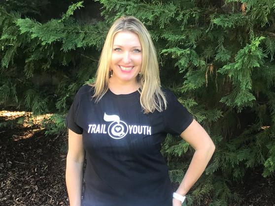 Trail Youth Logo Shirt