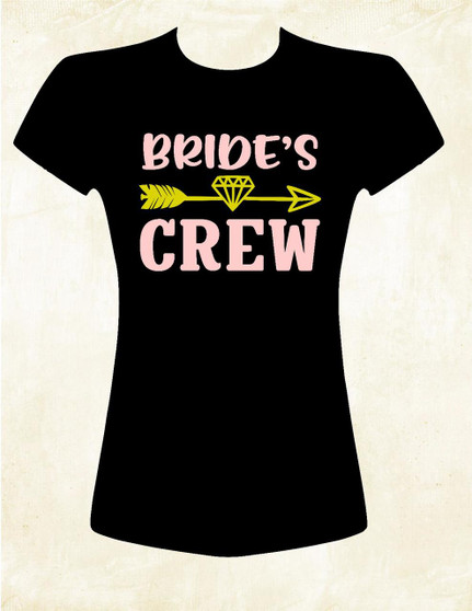 Bride Crew with ring
