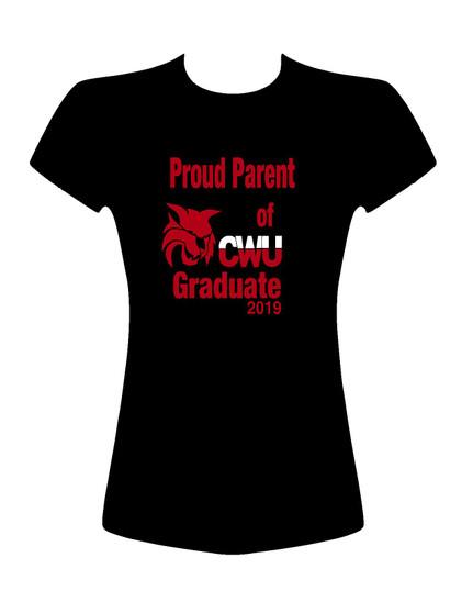 Proud Parent of CWU Graduate