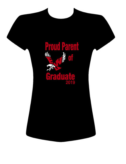 Proud Parent of EWU Graduate