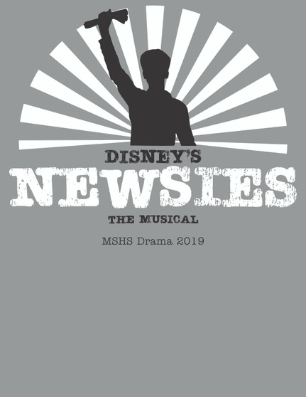 Newsies 2019 Shirt