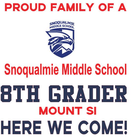 TFMS 8th Grade  Signs