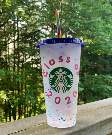 Starbucks Graduation Cup