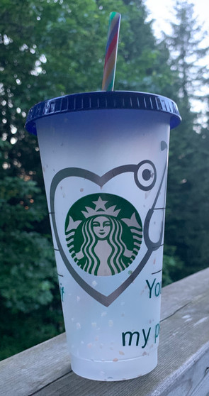 Starbucks grey's anatomy cup
