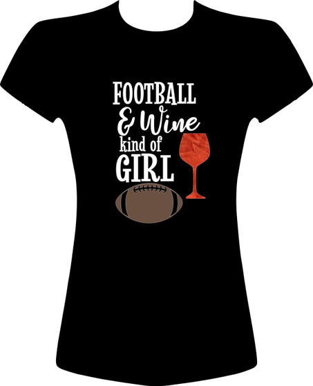 Football & Wine kind of Girl