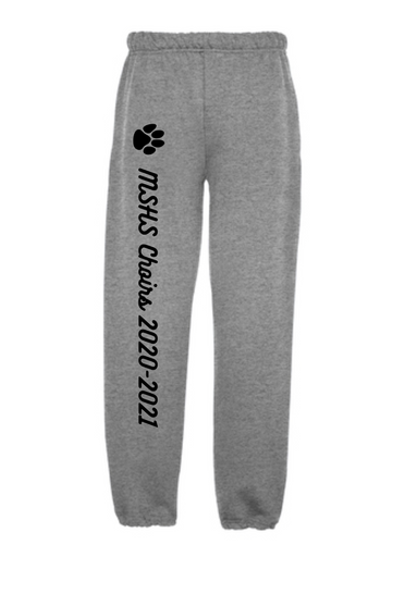 MSHS Choir Sweatpants