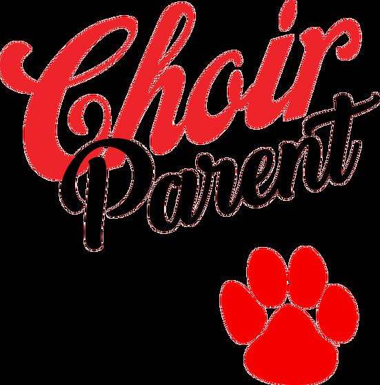 Choir Parent T shirt