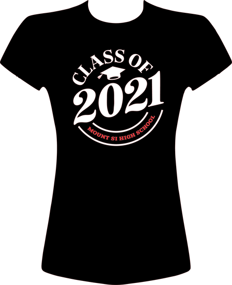 Class of 2021 with School