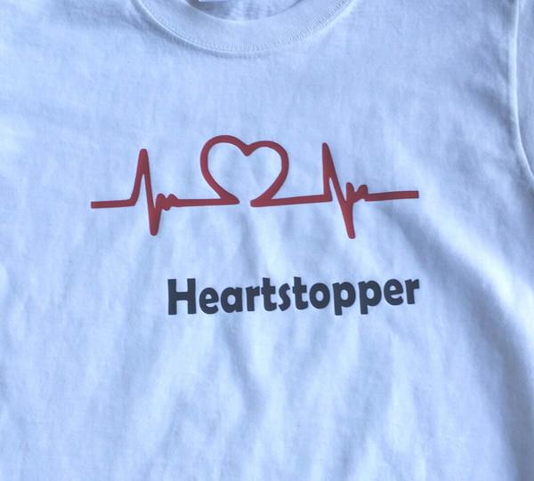 Heartstopper shirt