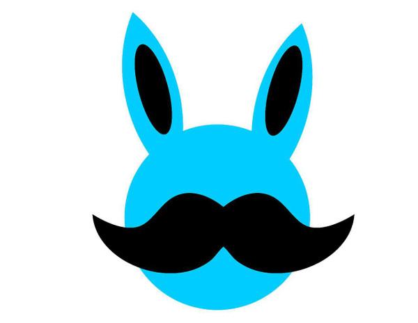 Bunny Mustache