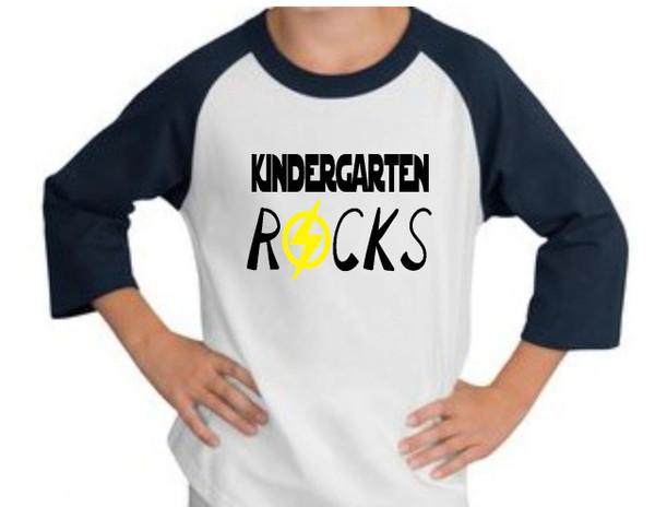 Flash Kindergarten Rocks