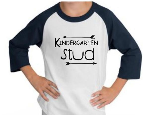 Kindergarten Stud