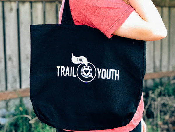 Trail Youth Tote Bag