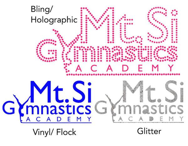 Very Important T shirt  Mt SI Gymnastics
