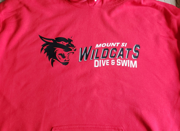 Mount Si Swim T shirt