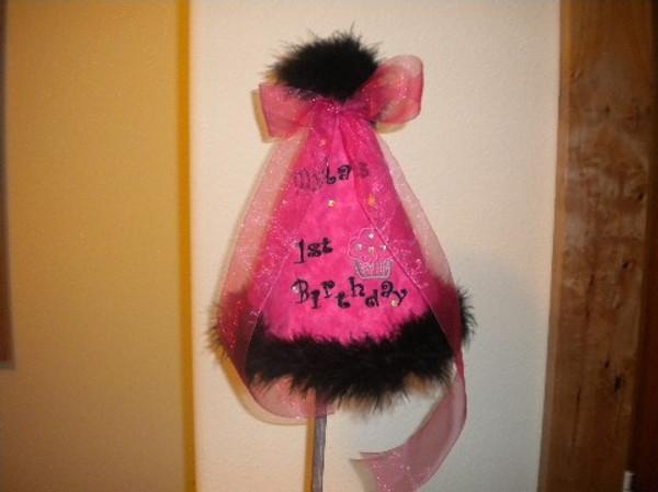 Party Hat Custom