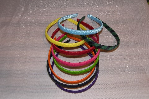 Choose your hard headband color