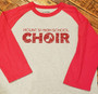 Choir Baseball Jersey