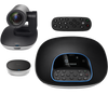 Product image for Logitech GROUP Video Conferencing System for Mid/Large-Sized Meeting Rooms   AusPCMarket Australia