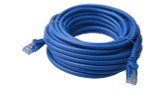 Product image for 50m Cat 6a UTP Ethernet Cable, Snagless - 50m Blue | AusPCMarket Australia