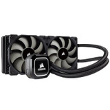 Product image for Corsair Hydro Series H100x 240mm Liquid CPU Cooler | AusPCMarket Australia