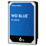 Product image for Western Digital WD Blue 6TB 3.5in Hard Drive | AusPCMarket Australia