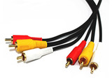 Product image for Comsol 1m 3 x RCA Male to 3 x RCA Male Composite Cable | AusPCMarket Australia