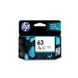 Image for HP #63 Black Ink Cartridge 190 pages (F6U62AA) AusPCMarket