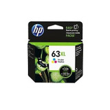 Image for HP #63XL Tri Colour Ink Cartridge 330 pages (F6U63AA) AusPCMarket