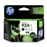 Image for HP #934 Black XL Ink C2P23AA 1,000 pages Black AusPCMarket