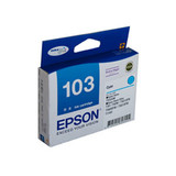 Image for Epson 103 High Yield Cyan Ink Cartridge 815 pages AusPCMarket