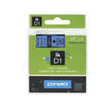 Image for Dymo Blk on Blue 12mmx7m Tape 12mm x 7m AusPCMarket