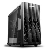 Image for Deepcool Matrexx 30 Tempered Glass Mini-Tower Micro-ATX Case with 450W PSU AusPCMarket