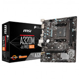 Image for MSI A320M-A Pro Max AM4 M-ATX Motherboard AusPCMarket