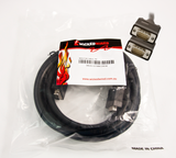 Product image for 15m HD15 15Pin Male To HD15 15Pin Male VGA Video Cable | AusPCMarket.com.au