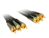 Product image for 1.5M High Grade RCA A/V Cable with OFC | AusPCMarket Australia