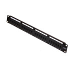 Product image for 24 Port Cat6 Patch Panel | AusPCMarket Australia