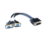 Product image for 30CM LFH59/DMS59 TO Dual VGA Cable | AusPCMarket Australia