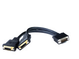 Product image for 30CM LFH60/DMS60 TO Dual DVI Cable | AusPCMarket Australia