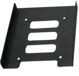 Product image for 2.5in To 3.5in HDD Mounting Kit for SSD HDD - Metal | AusPCMarket Australia
