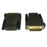 Product image for HDMI Female to DVI Male Adapter   AusPCMarket Australia