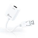 Product image for j5create 4K HDMI DisplayPort Active Adapter | AusPCMarket Australia