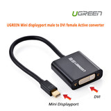 Product image for Adapter Mini displayport male to DVI female Active (200491) | AusPCMarket Australia