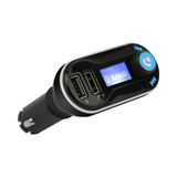Product image for mBeat Bluetooth Car Kit with FM Transmitter and USB Charging | AusPCMarket Australia