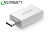 Product image for Adapter USB 3.1 Type-C Superspeed to USB3.0 Type-A Female | AusPCMarket Australia